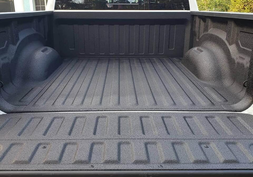 After Truck Bed Liner - Resurfacing Doctor